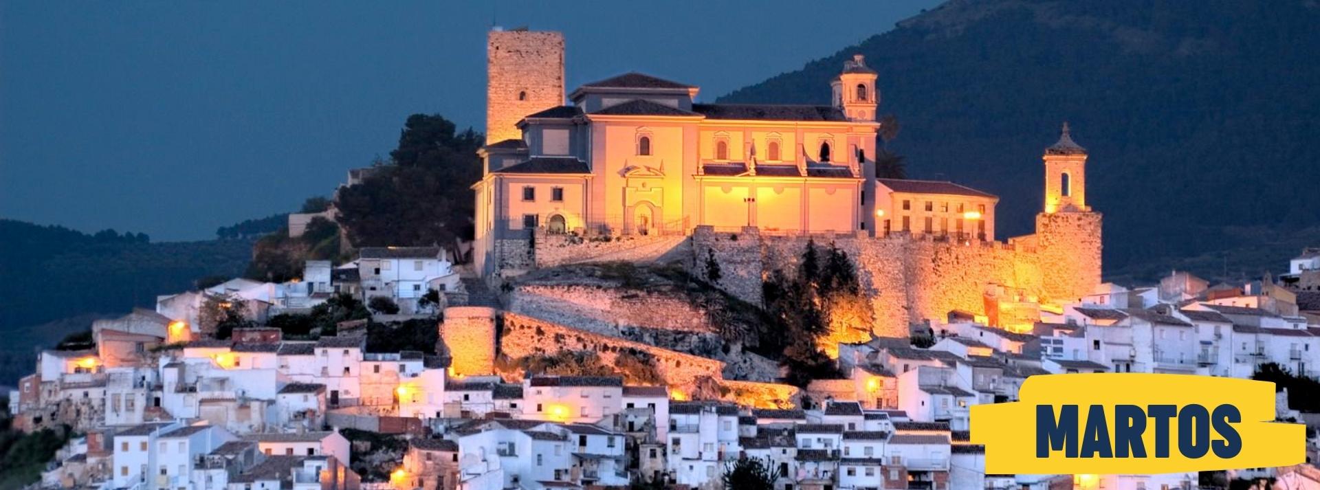 Europroyectos - Residences - Martos - Jaén - Andalucía - Spain